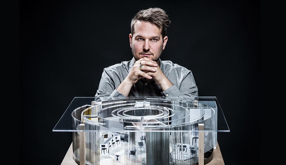 Sebastian Herkner's Das Haus Installation for imm Cologne