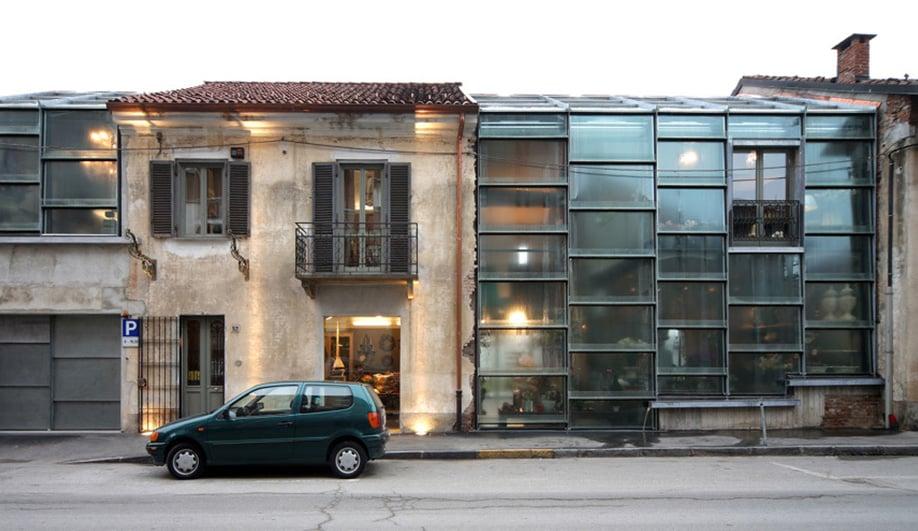 Modern Architecture In Italy modern architecture, italian style - azure magazine
