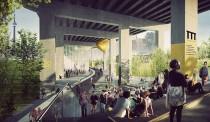 Under Gardiner: Toronto's Big Park Plan
