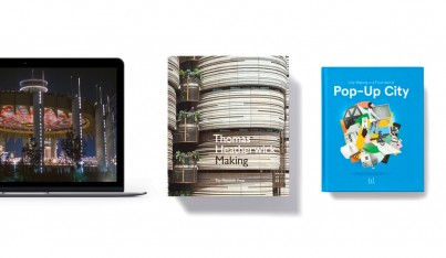 Designer Books & More, From Modern Ruin to Pop-Up City