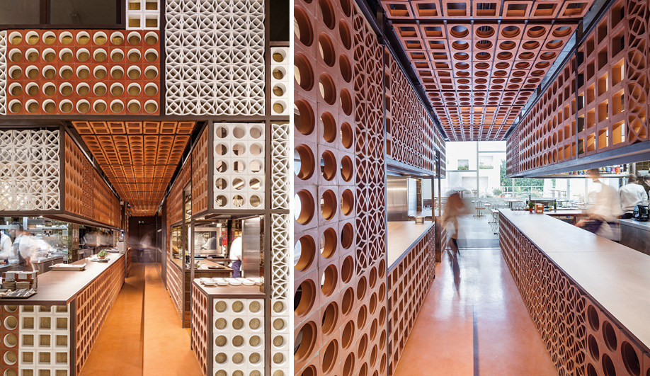 Inside Disfrutar Restaurant in Barcelona - Azure Magazine