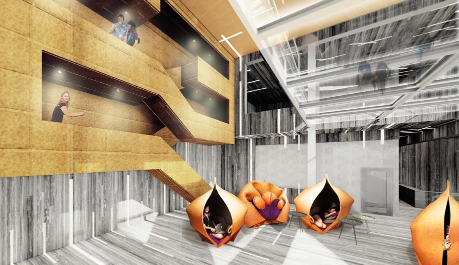 Masters interior architecture london for The interior design school london