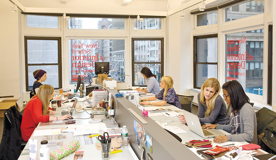 48 Top Interior Design Schools NYSID Azure Magazine Adorable Ny Interior Design School