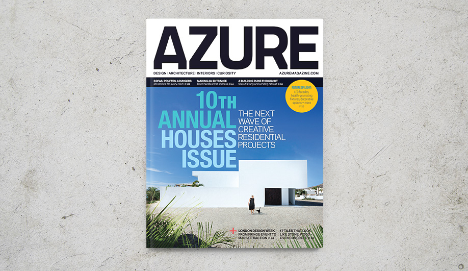 Out Now: Azure Houses Issue