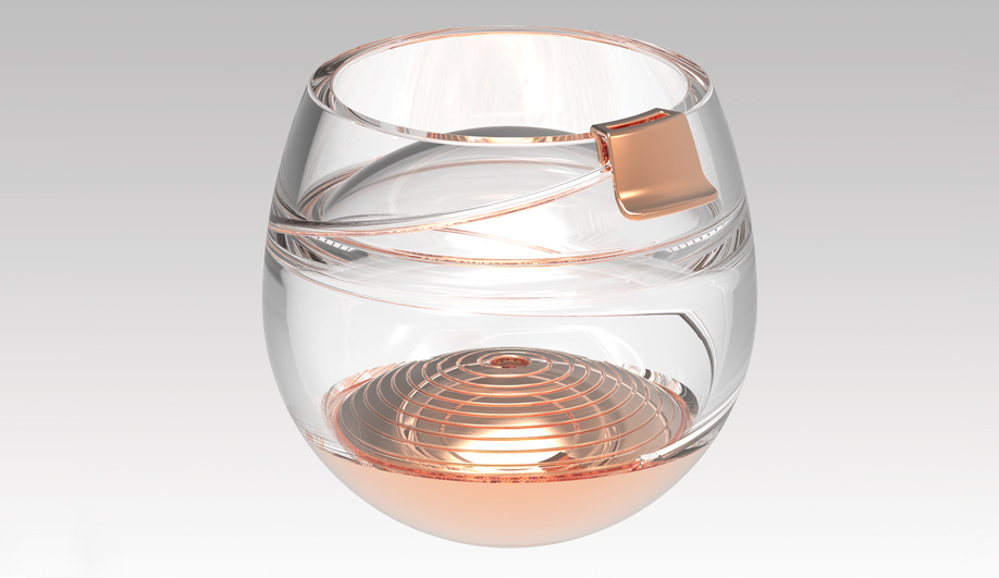 A Scotch Glass for Outer Space