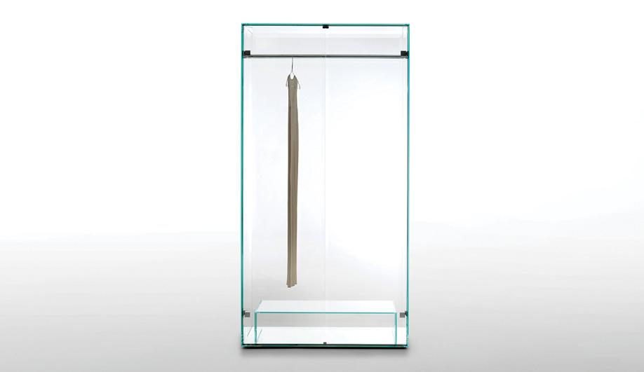 Prism Glass Cabinet