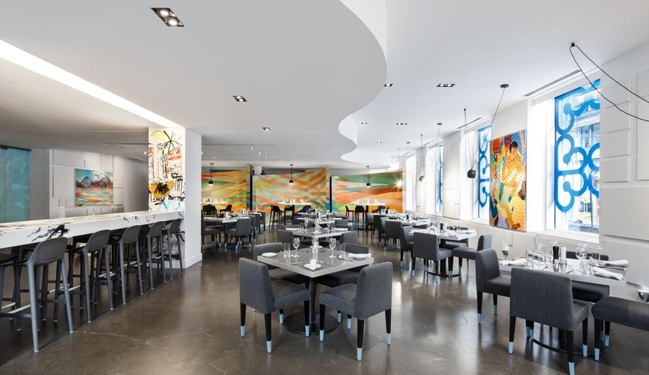 Georgina Restaurant Montreal