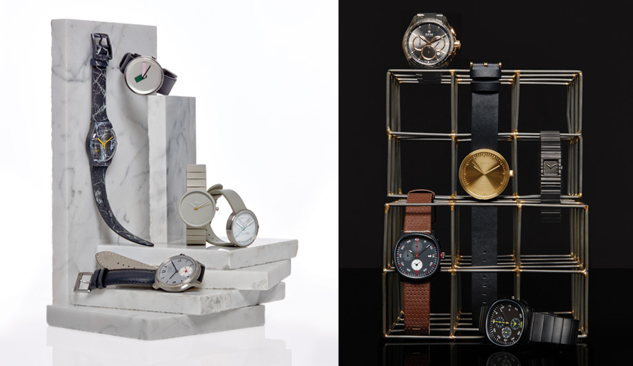 9 Designer Watches That Deliver A Rock-Solid Statement