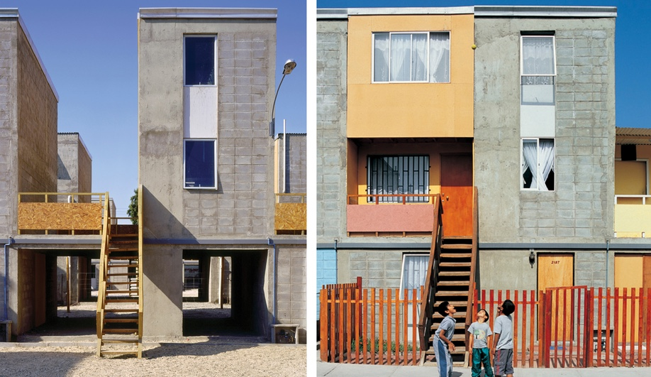 The Quinta Monroy Housing project