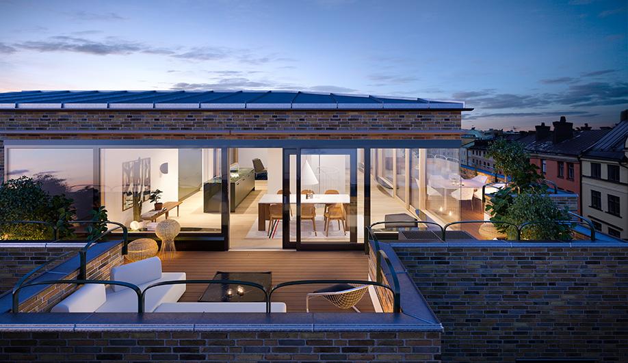 Claesson Koivisto Rune Revitalizes A Stockholm Apartment