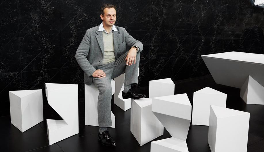 Tom Dixon Debuts Caesarstone Kitchen Concept at IDS Toronto