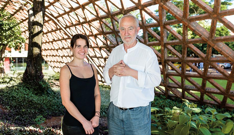 Pritzker Architect Peter Zumthor
