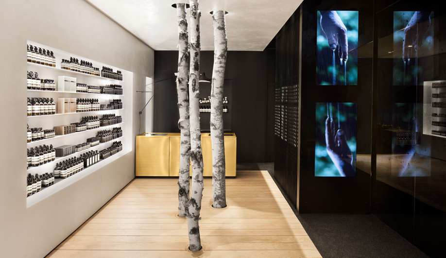 Aesop Sets Up Shop in Montreal