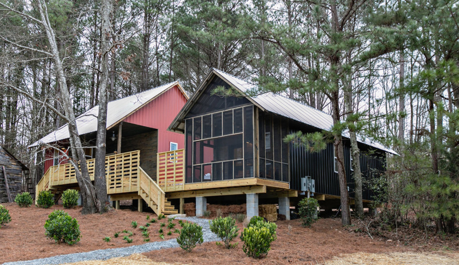 Rural Studio Proves Attractive Affordable Housing Is Possible