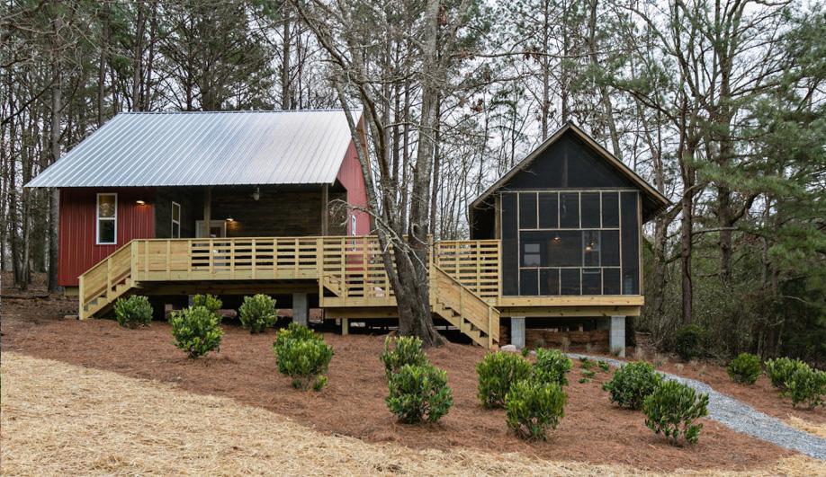 Rural Studio Affordable Social Housing 20K House