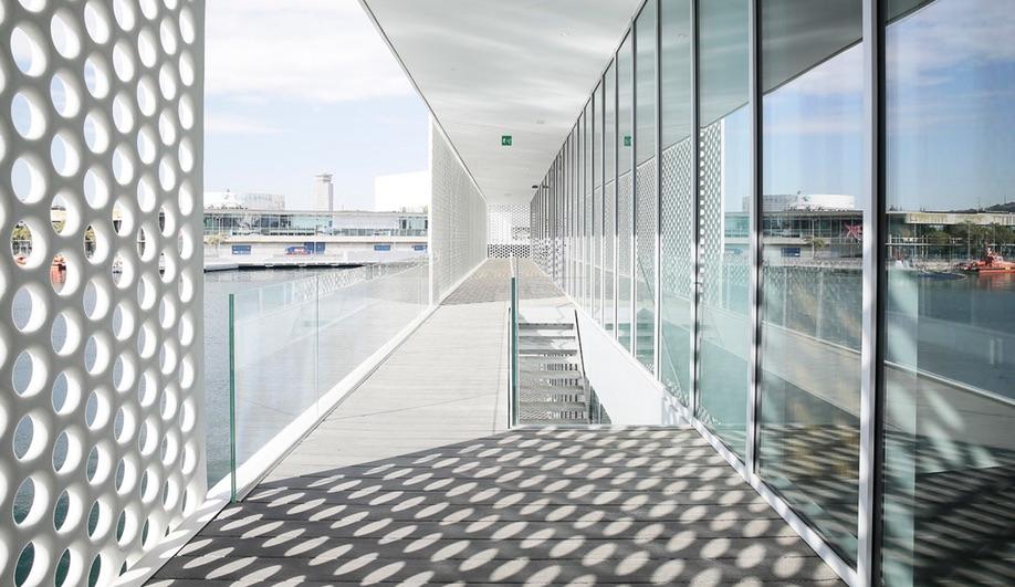 SCOB Architecture and Landscape Marina in Barcelona