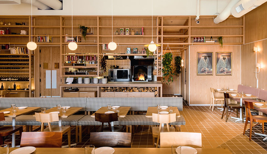 A Vancouver Osteria With Lots of Character