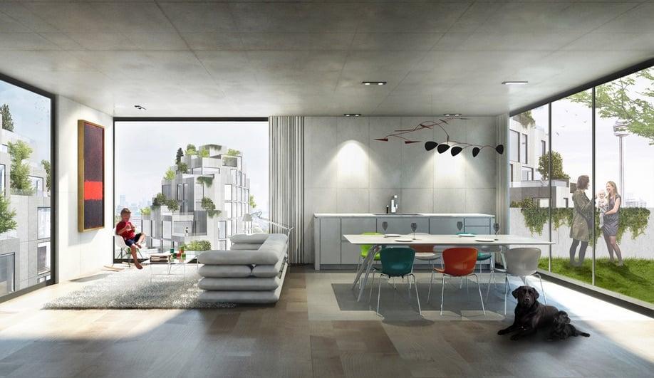 Will Bjarke Ingels Change The Architecture Game In Canada Azure