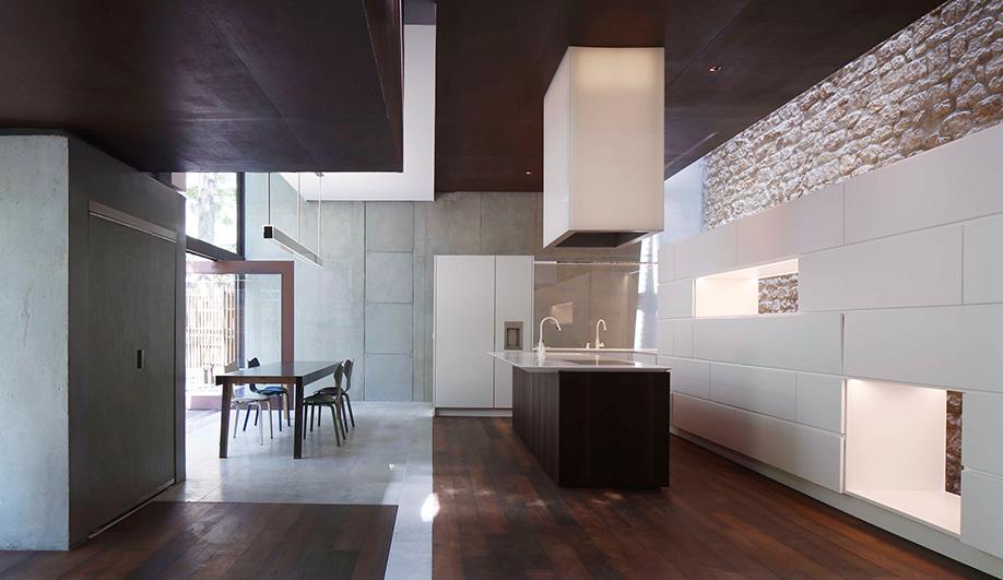 Moussafir Cubist House Corten