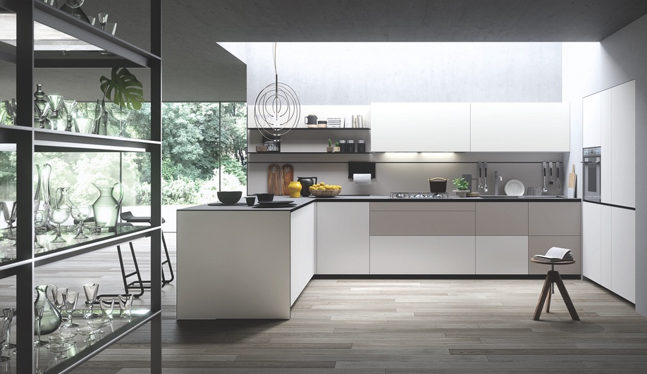 5 fabulous kitchens from milan design week azure magazine for Kitchen design 2016