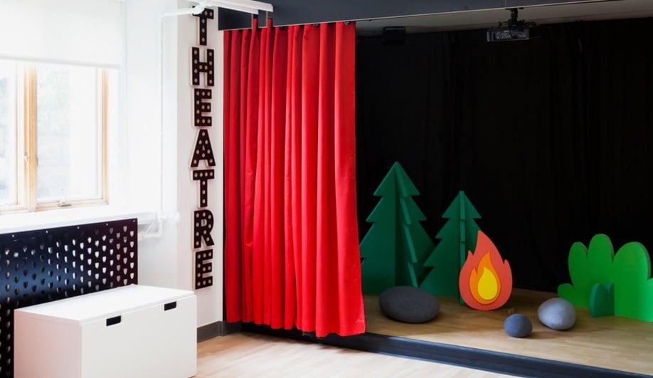 Azure Taktik Design Modern Elementary School Sainte Anne 03