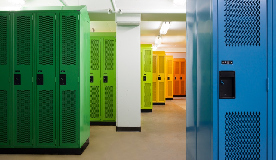 A Colourful Modern Elementary School In Quebec