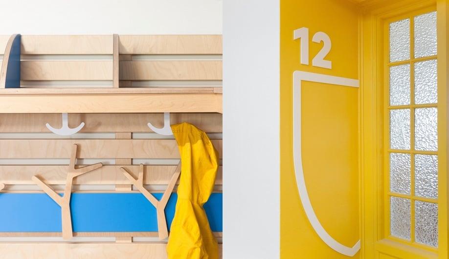 Azure Taktik Design Modern Elementary School Sainte Anne 05