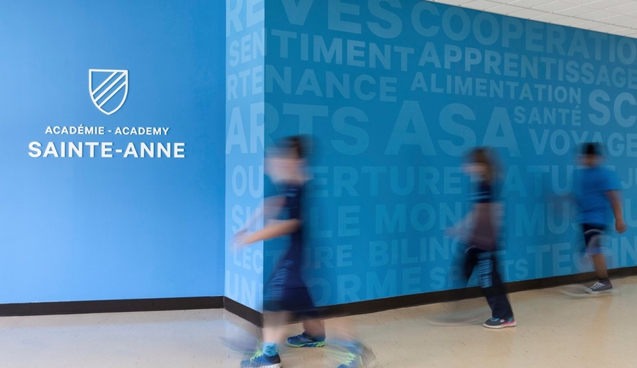 Azure Taktik Design Modern Elementary School Sainte Anne 11