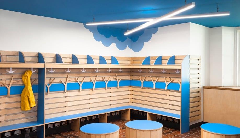 Azure Taktik Design Modern Elementary School Sainte Anne 15
