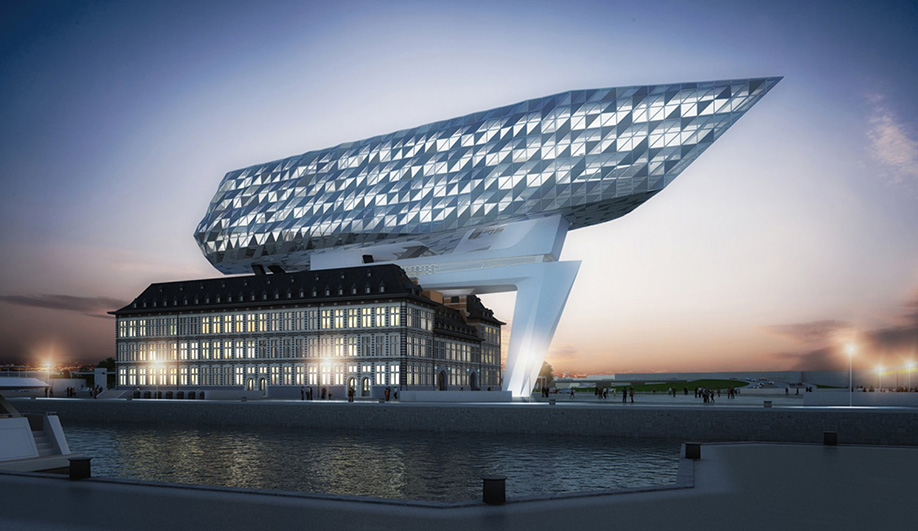 Zaha Hadid Architecture Forges On
