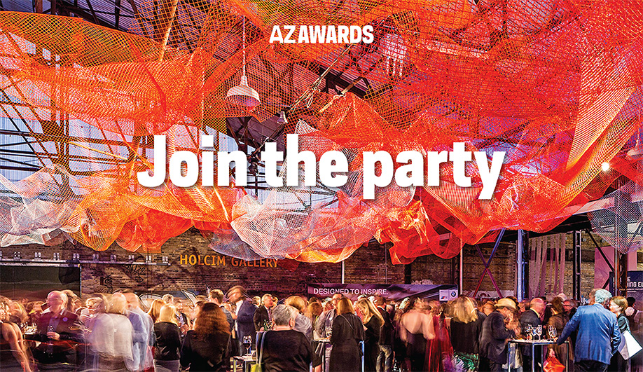 2016 AZ Awards: Early Bird Tickets