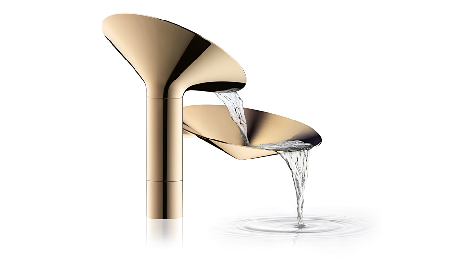 5 Stunning Bathroom Faucets by Axor - Azure Magazine