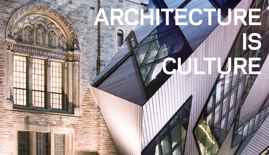 Culture Without Architecture or Design?