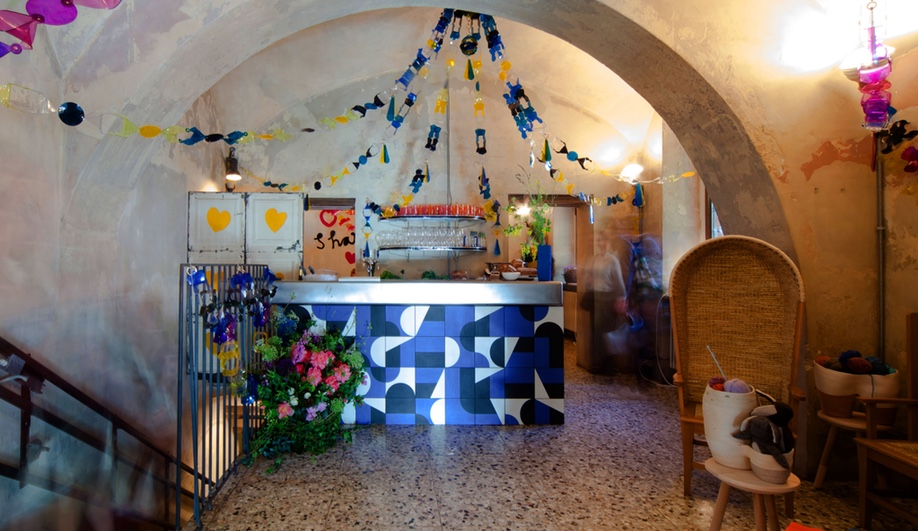 Joe Gebbia on Airbnb's Food and Design Installation in Milan