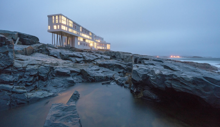 Announcing the Winner of Our Fogo Island Inn Contest