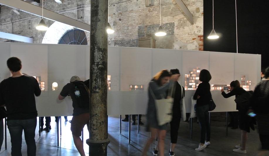 ADNBA's Hilariopolis at the 2016 Venice Architecture Biennale