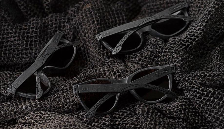 Azure-Designing-Cleaner-Oceans-Bureo-fishing-Net-Sunglasses