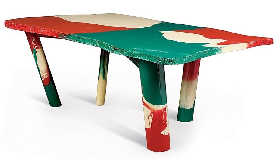 Gaetano Pesce's Sansone Table