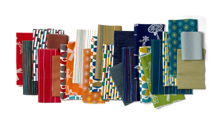 NeoCon 2016 Fabrics