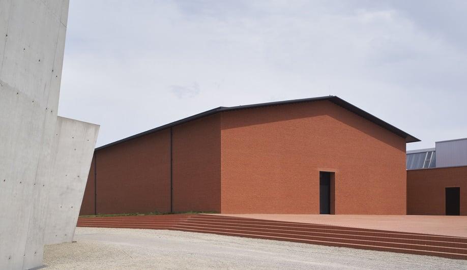 Vitra Design Museum Schaudepot Herzog de Meuron