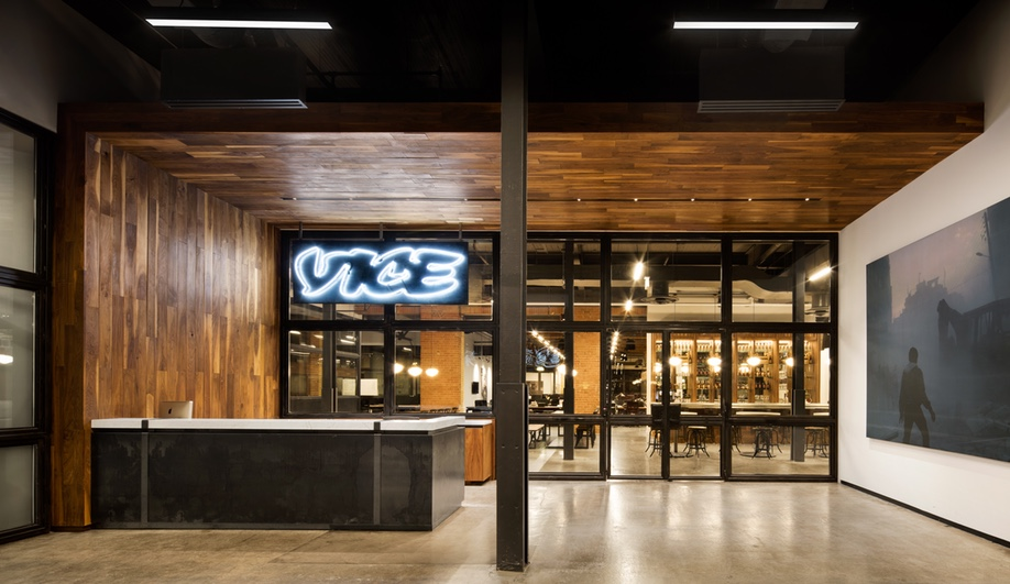 Inside VICE's Sleek New Toronto Bureau