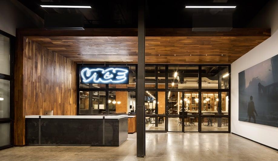 Inside VICE's Sleek New Toronto Bureau