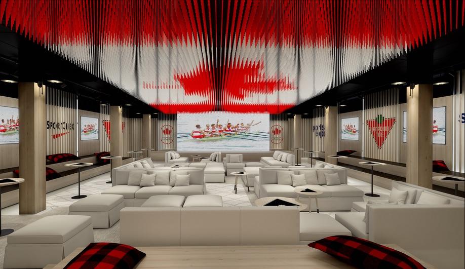 Azure Yabu Pushelberg;'s Olympic Design 01