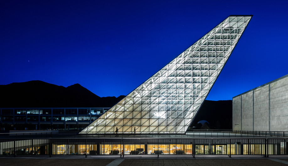 SOM Elevates U.S. Air Force Academy to New Heights