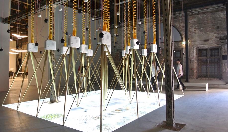Losing Myself, the Irish pavilion at the 2016 Venice Architecture Biennale