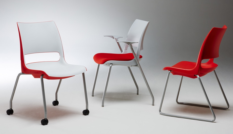Dõni Seating by KI, NeoCon 2016
