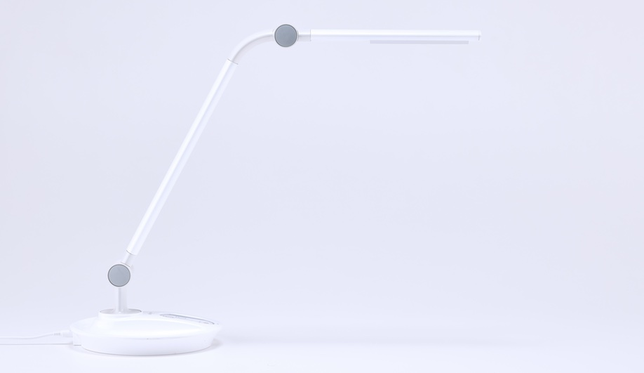 Piper lamp by LightCorp, NeoCon 2016