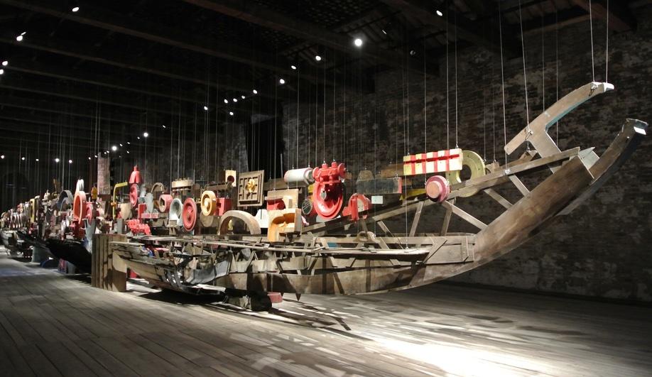 Darzanà, Turkey's contribution to the 2016 Venice Architecture Biennale