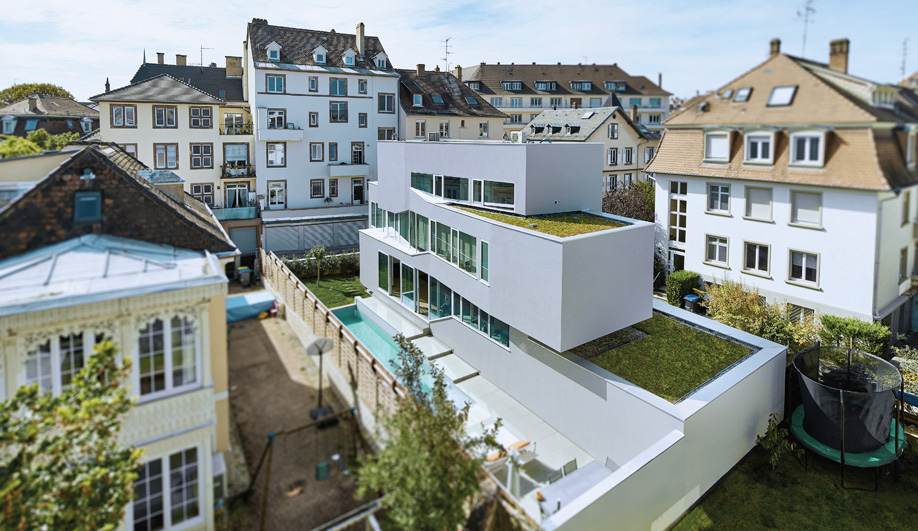 Marc Fornes Goes Residential With Mahouse Azure Magazine