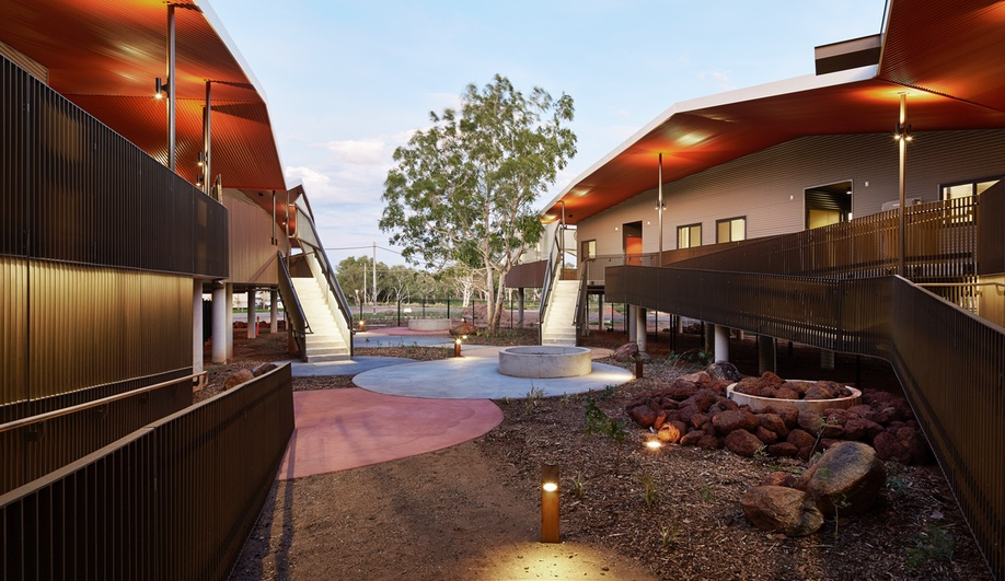 Walumba-Elders-Centre-Australia-Iredale-Pedersen-Hook-Architects-Azure